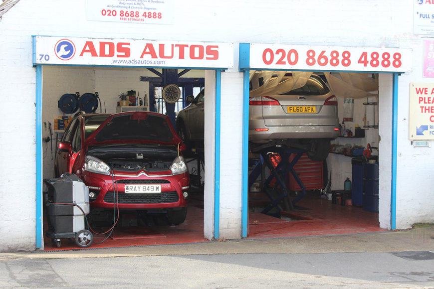 Help and Advice From Your Local Garage